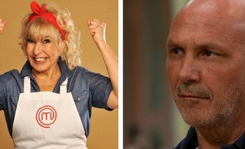 MasterChef Celebrity 2: se pudrió todo entre Georgina y el Loco | Televisión