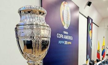 La Copa América tendrá público y se jugará sin Australia y Qatar | Copa américa 2021