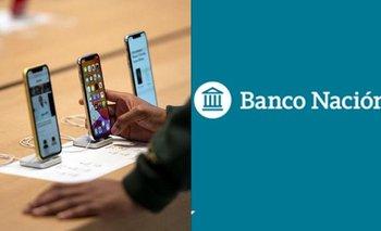 Banco Nación: cómo comprar celulares en 18 cuotas sin interés | Banco nación