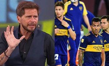 Enojo en Boca: Pergolini se pudrió y destrozó al Pollo Vignolo | Boca juniors