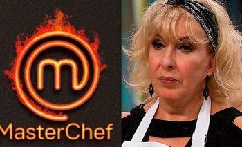 MasterChef: el duro calvario que vive Georgina Barbarossa en el programa   Masterchef celebrity