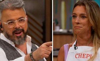 MasterChef Celebrity 2: 'La Chepi' le declaró su amor a Donato   Televisión