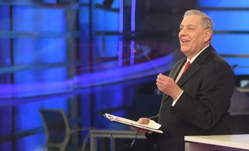 Santo Biasatti vuelve a conducir un noticiero en un canal de aire | Televisión