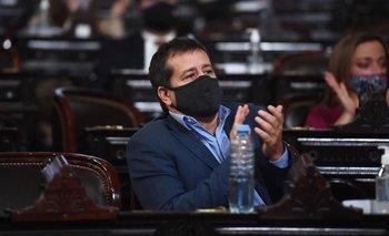 Recalde cruzó a diputados de Juntos por el Cambio que gritaron en el Congreso | El destape radio