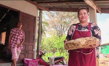 Una mujer halló 7 kilos de vómito de cachalote valuados en USD 260.000 | Virales