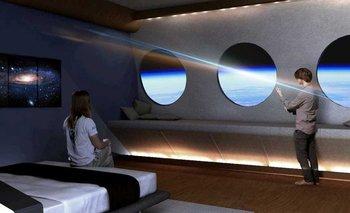 El primer hotel en el espacio comenzará a construirse en 2025   Space x