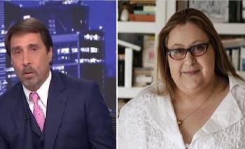 La entrevista de Feinmann a Peñafort que le salió mal | Eduardo feinmann
