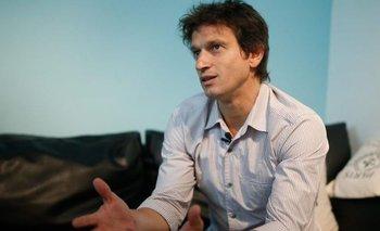 "Diego Lagomarsino bromeó sobre la serie Carmel: ""Seguro fue un comando iraní"" | Diego lagomarsino"