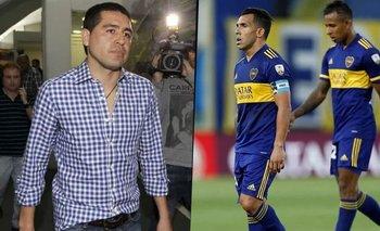 "Sorprendente pedido en Boca: ""Andate Riquelme"" | Boca juniors"