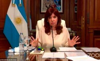 """Cristina Kirchner: """"Siempre di la cara y la voy a seguir dando""""   Cristina kirchner"""