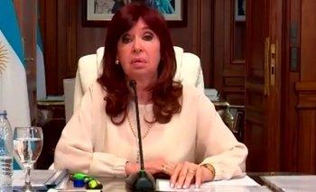 "Cristina Kirchner, sobre dólar futuro: ""El lawfare sigue en su apogeo"" | Cristina kirchner"