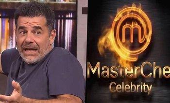 """Me aburre"": Julián Weich reveló la mayor mentira de MasterChef | Masterchef celebrity"