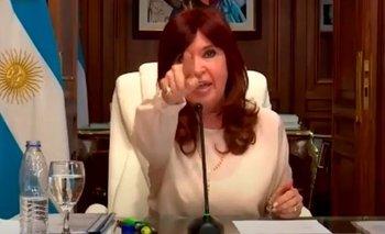 "Cristina, a los jueces: ""Ustedes son responsables de lo que le pasó al país"" | Dólar futuro"