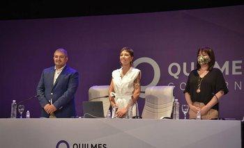 Mayra Mendoza abrió el período de sesiones en Quilmes | Apertura de sesiones ordinarias