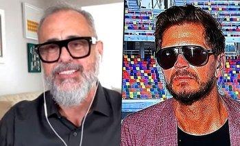 """Jorge Rial y una picante chicana al Pollo Vignolo: """"Qué suerte tiene""""   Televisión"""