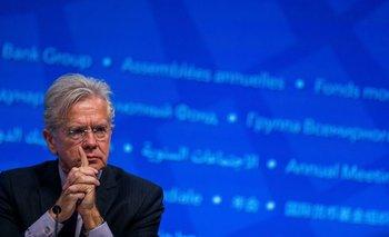 Experto en finanzas del G20 pide que el FMI condone recargos de deuda | Deuda con el fmi