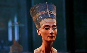 Hallaron en Egipto restos de lo que pudo ser la tumba de Nefertiti   Descubrimiento