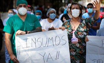 Coronavirus: Brasil y Paraguay registraron un catastrófico récord de muertos   Pandemia