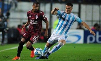 Supercopa Argentina: River y Racing se miden en una nueva final   Fútbol argentino
