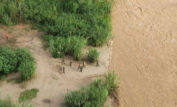 El crudo testimonio de un sobreviviente del Río Bermejo tras la tragedia | Tragedia