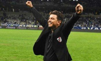 Gallardo alcanzó los 20 títulos en River y rompió una racha que lo perseguía | Fútbol argentino