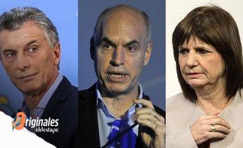 Crecen cortocircuitos entre Bullrich y Macri por candidatos PRO   Interna en cambiemos