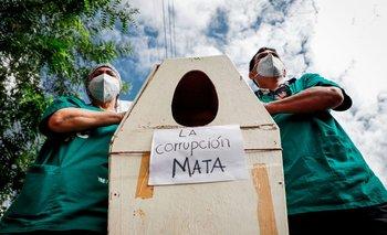 Coronavirus: Paraguay con récord de internaciones y Uruguay analiza restricciones | Pandemia