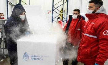 Comenzó con la distribución de casi 400 mil nuevas dosis de Sputnik V  | Coronavirus en argentina