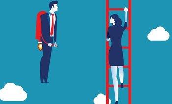 Brecha salarial: Un varón gana 27% más que una mujer | Día de la mujer