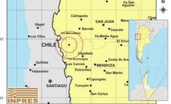 Fuerte temblor en Mendoza y San Juan | Temblor