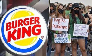 El tuit de Burger King contra las mujeres que causó indignación | Día internacional de la mujer