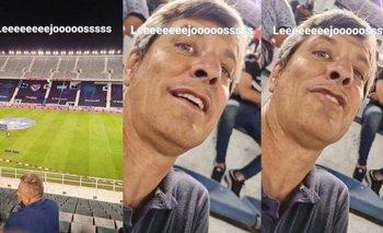 Mario Pergolini se burló de Vélez y subió el video a su Instagram   Boca juniors
