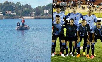 Murió Franco Acosta, futbolista uruguayo: fue encontrado en un arroyo | Luto