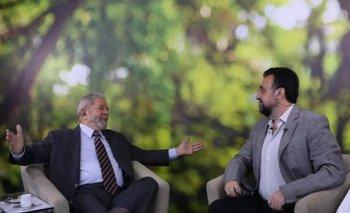 Archivo: La entrevista de Lula con Navarro sobre las causas en su contra | Lula da silva