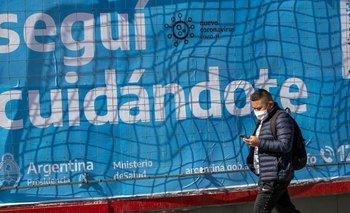 Coronavirus: cuáles son los distritos de PBA que tienen nuevas restricciones | Coronavirus en argentina