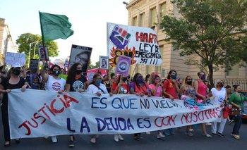 8M: masivas marchas en todo el país contra los femicidios y la violencia de género | Día de la mujer