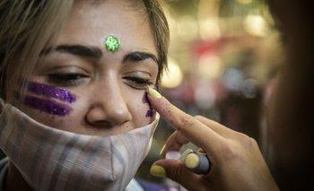 Imágenes del Día internacional de la Mujer: así se vivió la masiva marcha | Día de la mujer