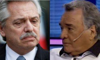 Lo recordó Alberto: el día que Barrionuevo confesó que presionó a Elaskar | Alberto fernández