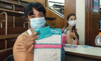Argentina, cerca de tener el 50% de su población vacunada con dos dosis  | Vacunación