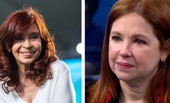 El deseo de Andrea Del Boca que involucra a Cristina Kirchner   Televisión