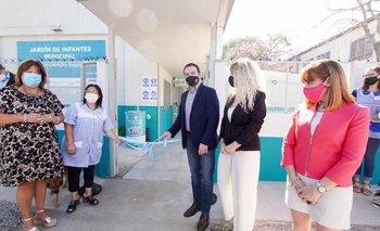 Watson inauguró un nuevo jardín de infantes en Florencio Varela | Provincia