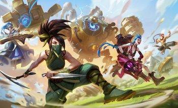 League of Legends: Wild Rift confirmó su beta en Latinoamérica | League of legends