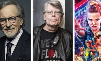 Spielberg, King y los creadores de Stranger Things, juntos en un proyecto de Netflix | Series