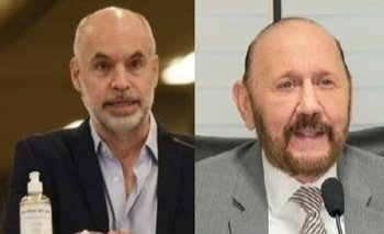 Vacunas: la sutil chicana de Gildo Insfrán que deja mal parado a Larreta  | Gildo insfrán