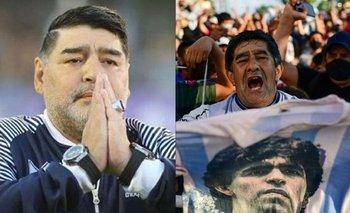 Marcha por Maradona: a qué hora, dónde es y lo que hay que saber | Diego maradona