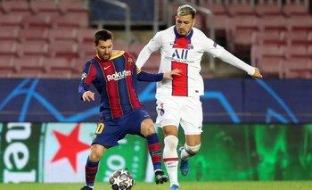 PSG - Barcelona: horario, TV y formaciones del partido de la Champions League | Champions league