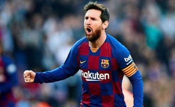 Messi pasó del golazo al penal errado en PSG - Barcelona | Lionel messi