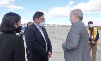 Solá viajó a Bolivia para fortalecer la relación bilateral | Relaciones exteriores