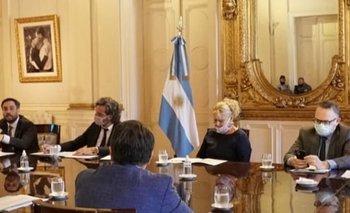 Losardo presenta su renuncia pero aún no se conoce el reemplazo  | El gabinete de alberto