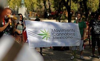 Cámara de Diputados en México aprueba la legalización de la marihuana | México